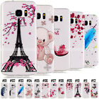 Luxury Gel Soft Back Protective TPU Skin Case Silicone Rubber Cover For Samsung