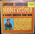 JIMMIE RODGERS - HONEYCOMB AND KISSES SWEETER THAN WINE VINYL LP AUSTRALIA