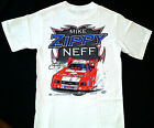 Mike Neff Zippy Old Spice White-T-Shirt - Adult Small