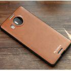 New Fashion Soft Rubber Leather Shockproof Case Cover For Microsoft Lumia 950XL