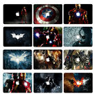 Laptop Hard Case Movie Characters Painted + Keyboard Cover For Macbook Pro Air