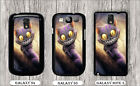 CAT OF FANTASTIC ALICE MOVIE WORLD CASE FOR SAMSUNG GALAXY S3 S4 NOTE 3 -jdf5Z