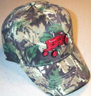Farmall Cub or Farmall H/M Embroidered Camo Hat (4 types)