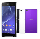 "5.2"" Sony Ericsson Xperia Z2 D6503 16GB Unlocked 4G Android Smartphone-3 Colors!"
