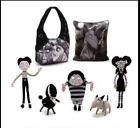 BN Disney Frankenweenie Collection Soft Doll Elsa Victor Edgar Sparky Persephone