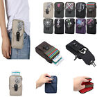 Hiking Camping Universal Multifunction Wallet Bag Card Pouch Case For Phone
