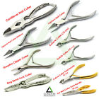 Professional Toe Ingrown Nail Clipper Podiatry Chiripody Cutters Nail Care Tools