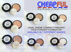 Laval Creme Compact Pressed Face Powder Foundation Multi Shades Available