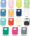 BUMGENIUS NEWBORN REUSABLE  MODERN CLOTH NAPPY MANY COLOURS