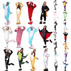 Animal Onesie todo en uno de los adultos Pijama Fancy Dress Costume Zoo onesies