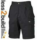 """DICKIES REDHAWK PRO SHORTS WAIST SIZE 30"""" TO 42"""" WD802"""