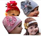 Hats Beautiful Cotton Girls Multi Colour Fashionable Baby and Toddler Hats