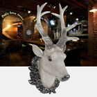 wall mounted stag heads