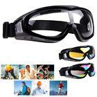 Motorcycle Ski Snowboard Dustproof Sunglasses Goggles Lens Frame