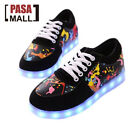 led light shoes new simulation light up sneaker glow in the dark luminous shoes