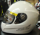 SHARK RSI PRIME MOTORCYCLE HELMET WHITE X-SMALL XS - CLEARANCE!