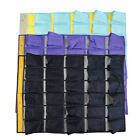 30 Pockets Organizer Space Saver Hanging Storage Over the Door *4 Colours*