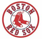 MLB Boston Red Sox 5 year outdoor air egress vinyl decal sticker 3 sizes on Ebay