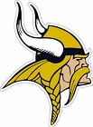 NFL MINNESOTA VIKINGS  color print vinyl graphic decal sticker indoor / outdoor $6.0 USD on eBay