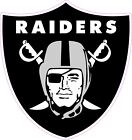 NFL OAKLAND RAIDERS vinyl graphic 7 year outside vinyl decal sticker on eBay