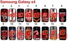 Calgary Flames Samsung Galaxy s4 Case Hard Silicone Case $12.99 USD on eBay