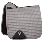 LeMieux ProSport Suede Lustre Dressage Square Luxury Saddlecloth