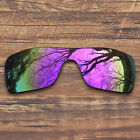 T.A.N Multi-Colors 20+ Polarized Lens Replacement for-Oakley Batwolf Sunglasses