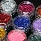 30Pcs Mixed Colors Glitter Loose Powder Eyeshadow Eye Shadow Cosmetics Salon Set