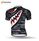 Men's Bike Jersey Short Sleeve Outdoor Sportwear Cycling Shirt Top Summer M-XXL