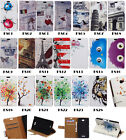 For Huawei Series Phones Pattern High Luxury Holder Wallet Card Leather Case KS