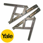 Yale uPVC Window Hinge Double Glazing Friction Stay PVC 13mm & 17mm