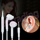 Dual Earpiece In Ear Bud Headphone Handsfree Earphone for Samsung Mobile Phone