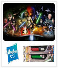 HASBRO STAR WARS DARTH VADER YODA ELECTRONIC LIGHTSABER SOUND LIGHTS LED KID TOY $28.95 AUD