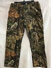 New Men's Mossy Oak Camo Camouflage Pant 5369 M-XL