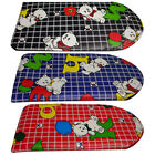 Childrens Teddy Bears & Letters Glasses Spectacles Lined Soft Vinyl Press Case