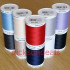 Gutermann Sew All Thread 1000m Reel 100% Polyester Hand & Machine Sewing