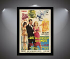 James Bond 007 Vintage Movie Poster - A1, A2, A3, A4 sizes $13.42 CAD on eBay