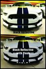2015 2016 2017 2018 Ford Mustang SHELBY GT350 Front Splitter Vinyl Decal Overlay  for sale
