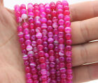 Wholesale Lot Rose Red Gemstone Round Spacer Loose Beads 4mm 6mm 8mm 10mm 12mm