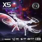 Low Price Sale Syma X5SC 2.4Ghz 6-Axis Gyro RC Quadcopter Drone RTF with Camera