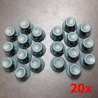 High Quality Replacement Grey Xbox 360 Controller Analog Thumbsticks Thumb Grip