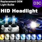 5K 6K 8K 10K D3S D3R D3C Factory Stock Xenon HID Headlight OEM Replacement Bulbs $ USD
