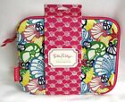 Lilly Pulitzer iPad Sleeve Chiquita Bonita Pink Blue Green Yellow Shell Neoprene