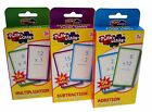 Play and Learn Flash Cards Addition Subtraction Multiplication Children Kids