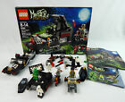 LEGO 9464 Monster Fighters The Vampyre Hearse & 9461 Swamp Creature All Complete