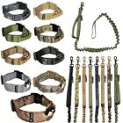 SET of Tactical Dog COLLAR + LEASH Handle Military Training Medium Large M- XXL
