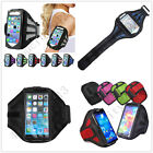 Mesh Gym Sports Armband Running Jogging Arm Band Case Skin For Mobile Phones