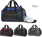 Mens Womens Gym Bag Sports Holdall Overnight Weekend Travel Luggage Bags