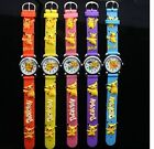 lot Pikachu Pokemon Children's Cartoon Clap watch Digital watches Party Gifts