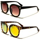 New Womens Ladies Giselle Oval Style Sunglasses Black UV400 Free Case 22092